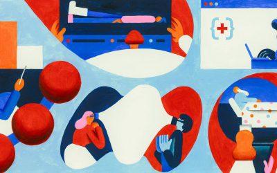 L'innovation sociale au service de la transformation de la Croix-Rouge française